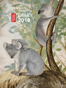 British Library Desk Diary 2018, Diary Book