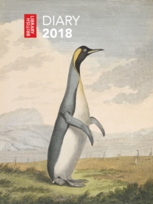British Library Pocket Diary 2018, Diary Book