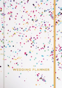 Wedding Planner, Hardback Book