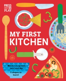 My First Kitchen, Board book Book