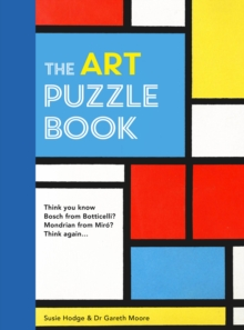 The Art Puzzle Book, Paperback / softback Book