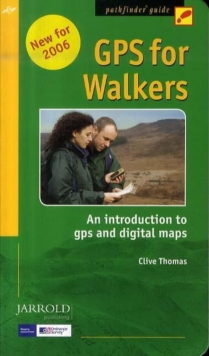 GPS FOR WALKERS, Paperback / softback Book
