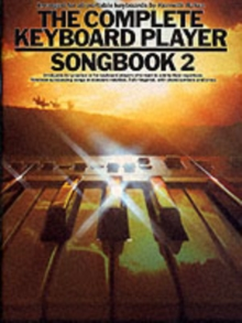 The Complete Keyboard Player : Songbook 2, Paperback / softback Book