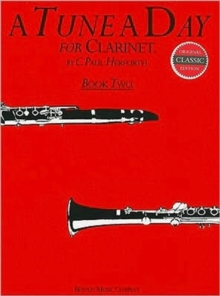 A Tune A Day For Clarinet Book Two, Paperback / softback Book