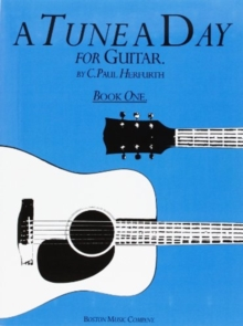 A Tune A Day For Guitar Book 1, Paperback / softback Book