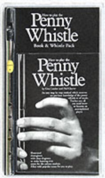How to Play the Penny Whistle, Paperback Book