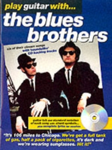 Play Guitar With... The Blues Brothers, Paperback / softback Book
