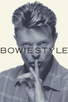 Bowie Style, Paperback / softback Book
