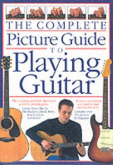 Complete Picture Guide to Playing Guitar (Small Format), Paperback Book