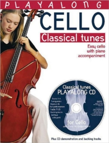 Playalong Cello : Classical Tunes, Paperback Book
