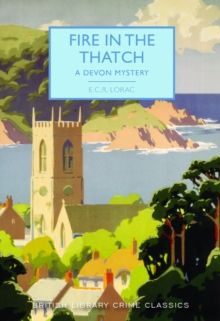 Fire in the Thatch : A Devon Mystery, Paperback / softback Book