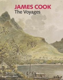 James Cook: The Voyages, Hardback Book