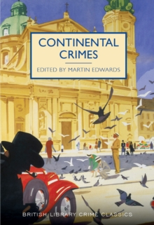 Continental Crimes, Paperback Book