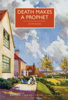 Death Makes a Prophet, Paperback / softback Book