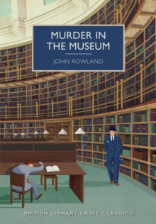 Murder in the Museum, Paperback Book