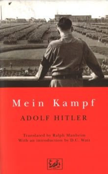 Mein Kampf, Paperback Book