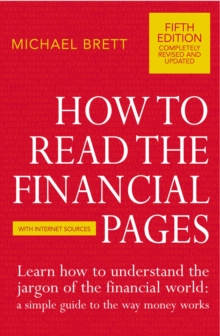 How To Read The Financial Pages, Paperback / softback Book