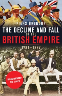 The Decline and Fall of the British Empire, Paperback Book