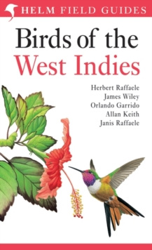 Birds of the West Indies, Paperback / softback Book