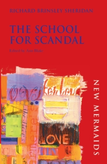 The School for Scandal, Paperback / softback Book
