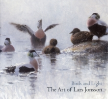 Birds and Light : The Art of Lars Jonsson, Hardback Book