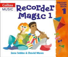 Recorder Magic (Book 1 + Practice CD), Mixed media product Book