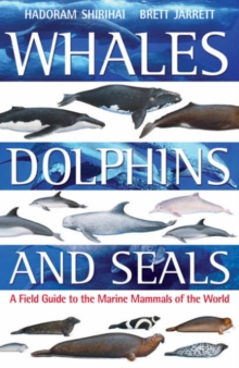 Whales,Dolphins and Seals : A Field Guide to the Marine Mammals of the World, Paperback Book