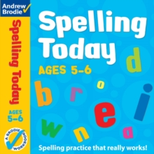 Spelling Today for Ages 5-6, Paperback / softback Book