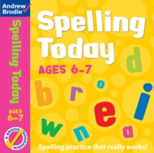 Spelling Today for Ages 6-7, Paperback / softback Book