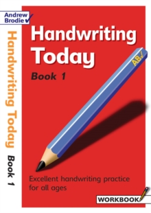 Handwriting Today : Bk. 1, Paperback / softback Book