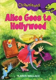 Alice Goes to Hollywood, Paperback Book
