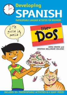Developing Spanish 2, General merchandise Book