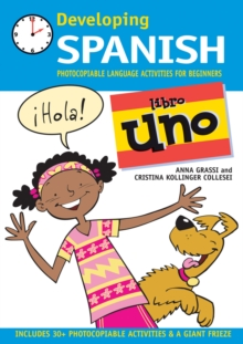 Developing Spanish 1, Paperback / softback Book