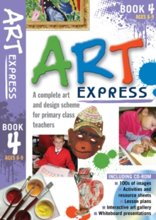 Art Express : Bk. 4, Mixed media product Book
