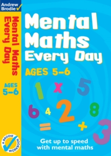 Mental Maths Every Day 5-6, Paperback / softback Book
