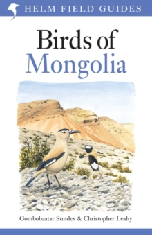 Birds of Mongolia, Paperback / softback Book
