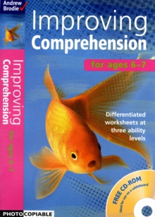 Improving Comprehension 6-7, Mixed media product Book