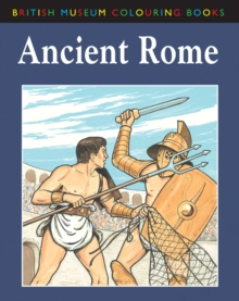 The British Museum Colouring Book of Ancient Rome, Paperback Book