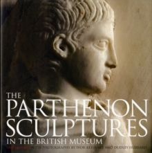 Parthenon Sculptures, Hardback Book