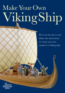 Make Your Own Viking Model Ship, Paperback Book