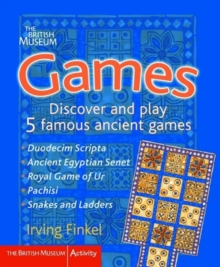 Games : Discover and Play 5 Famous Ancient Games, Hardback Book