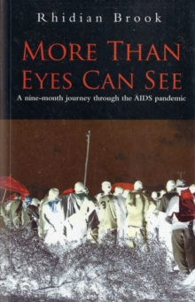 More Than Eyes Can See : A Nine Month Journey into the Aids Pandemic, Paperback Book