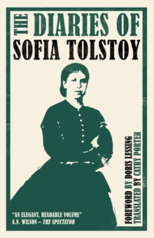 The Diaries of Sofia Tolstoy, EPUB eBook