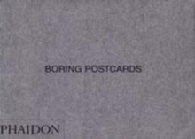 Boring Postcards, Paperback Book