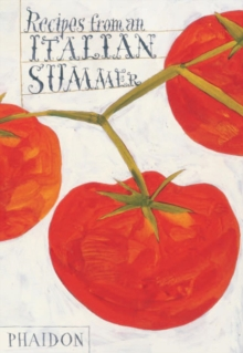 Recipes from an Italian Summer, Hardback Book
