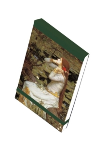 J W Waterhouse Pocket Notepad, Novelty book Book