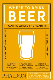 Where to Drink Beer, Hardback Book