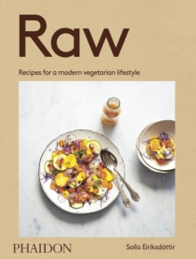 Raw : Recipes for a modern vegetarian lifestyle, Paperback / softback Book