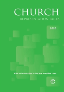 Church Representation Rules 2020 : With an introduction to the new simplified rules, EPUB eBook