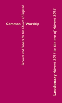 Common Worship Lectionary, Paperback Book